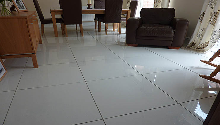 Porcelain floor tiles size 600x600mm